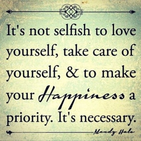 Happiness is necessary!